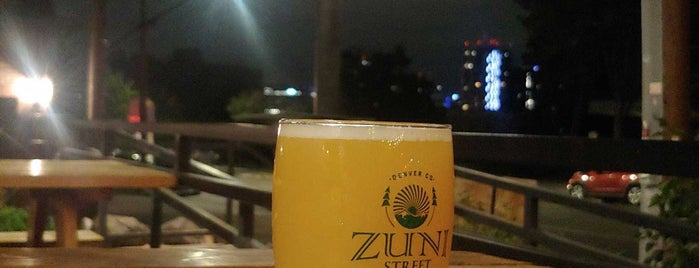 Zuni Street Brewing Company is one of Tappin the Rockies...