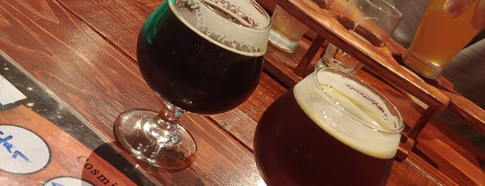 Cosmic Ales Brewery is one of Brewery.