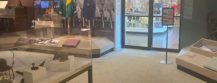Manassas Museum is one of Virginia.