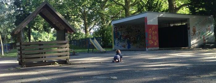 Schlossmatte Park is one of Lieux qui ont plu à Hamilton.