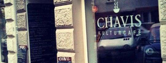 Chavis Kulturcafé is one of Posti salvati di Ingo.