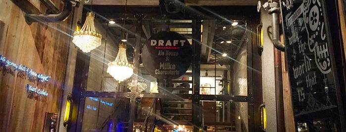 DRAFT Moda is one of Gastropub&pub.