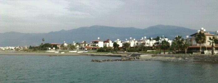 cihan sitesi iskelesi is one of Locais salvos de SeRKaN SVR.