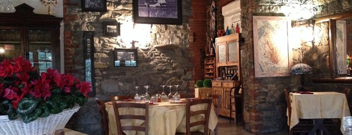 Osteria della Purtascia is one of Best of Varese.