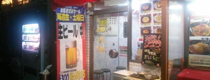 Gyoza no Ohsho is one of Lieux qui ont plu à Saejima.