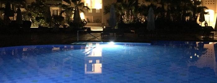 The Three Corners Rihana Resort El Gouna is one of El Gouna.