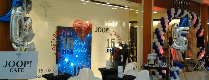 Joop! is one of Shopping.