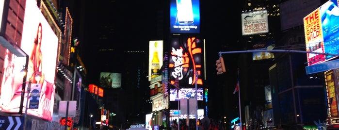 타임 스퀘어 is one of USA Trip 2013 - New York.