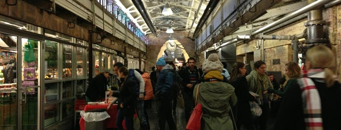 Chelsea Market is one of NYC to-dos.