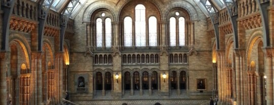 Natural History Museum is one of Kensington List.