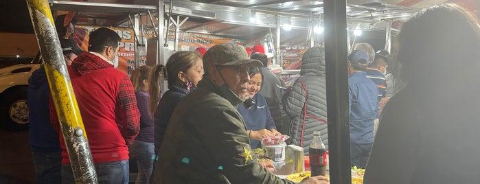 Tacos Los Primos is one of TAQUERIA.
