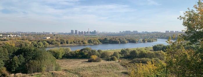 Район «Нагатинский Затон» is one of Locais curtidos por Dari.
