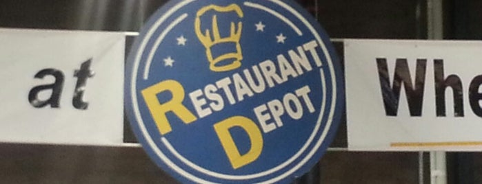 Restaurant Depot is one of Tempat yang Disukai Marco.