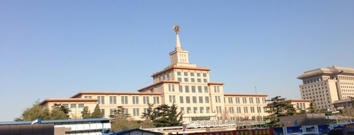 中国人民革命军事博物馆 The Military Museum is one of Historic/Historical Sights.