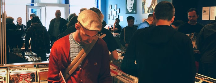 Dodo Beach Record Store is one of Zuerst.