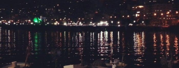 Akçaabat Limanı is one of Orte, die Sadalmelek gefallen.