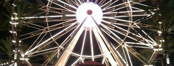 Giant Wheel is one of OC.