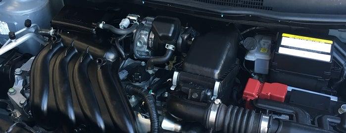 Nissan Jidosha is one of Miuusic : понравившиеся места.
