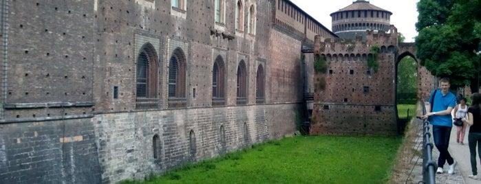 Musei Castello Sforzesco is one of Italia.
