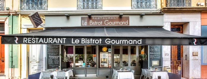 Le Bistrot Gourmand is one of Cannes We Eat?.