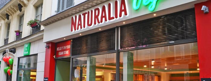 Naturalia Vegan is one of Paris.