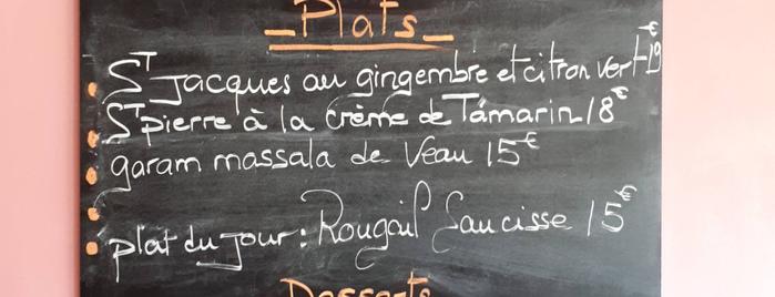 Saveurs du Monde is one of Restaurants.