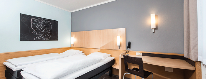 Ibis Hotel Erfurt Ost is one of Hotel.