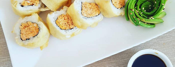 Mc Jap Sushi is one of Frankfurt- Delivery.