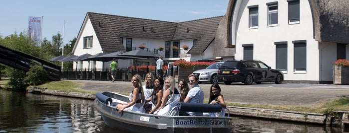 Restaurant Giethoorn is one of Giethoorn.