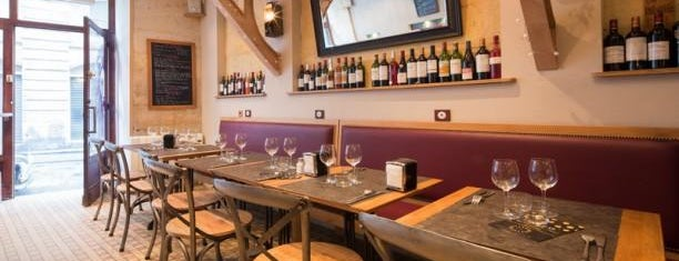 Le Lion Lilas is one of Bordeaux.
