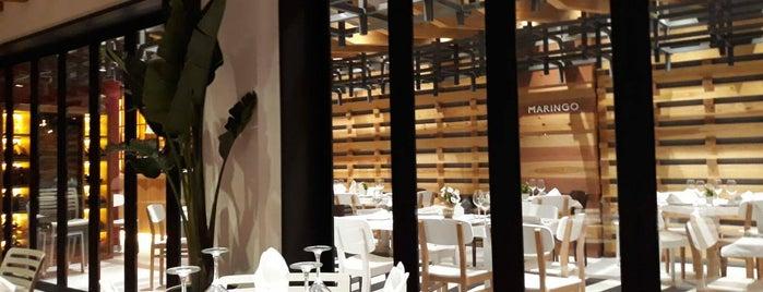 Maringo Restaurante is one of Cadiz.