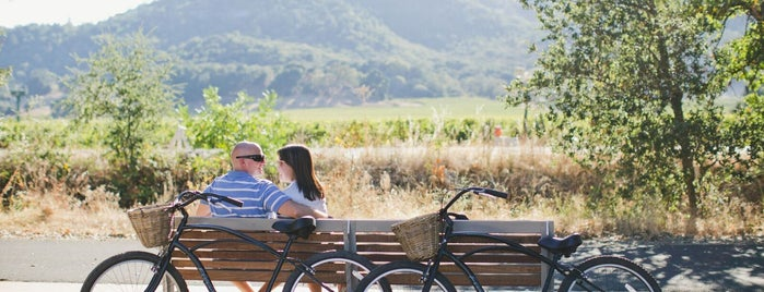 Napa Valley Bike Tours & Rentals is one of Napa Valley.