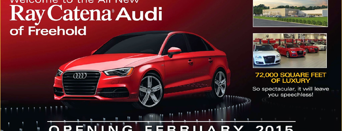 Audi Freehold is one of Lugares favoritos de Keith.