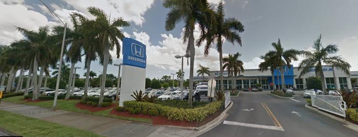 Braman Honda of Palm Beach is one of JL.