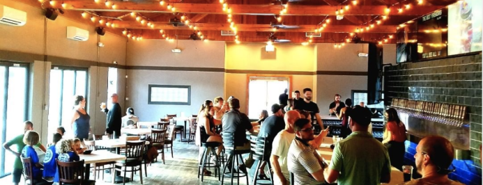 Hourglass Brewing at Hourglass District is one of Gotta Check Out.