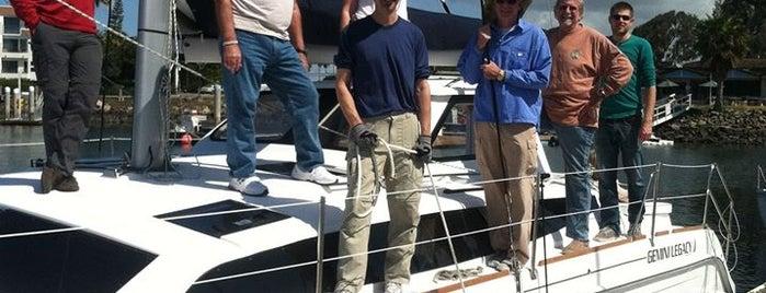 Seaforth Boat Rentals Mission Bay is one of Jillana'nın Beğendiği Mekanlar.