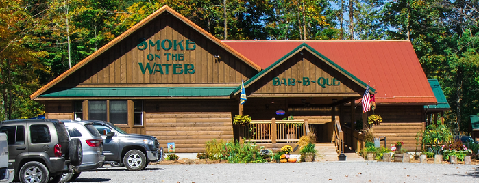 Smoke on the Water is one of Ski trips.