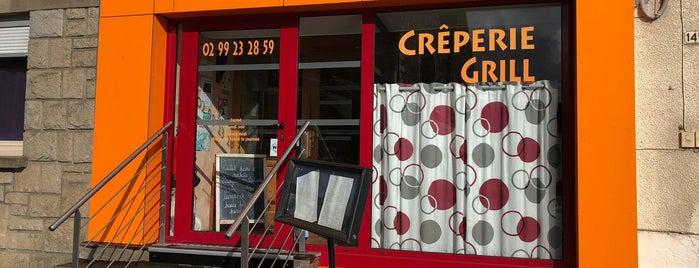 Crêperie Le Pressoir is one of Tous au restaurant 2012 - du 17 au 23/09.