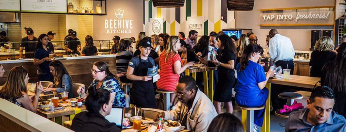 Beehive Kitchen is one of Broward Restaurants.