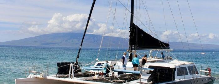 Gemini Sailing Charters is one of Maui.