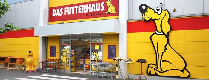 DAS FUTTERHAUS - Friedberg is one of สถานที่ที่ MOTORDIALOG ถูกใจ.