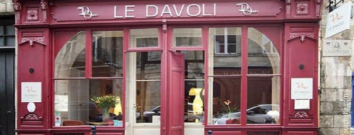 RESTAURANT LE DAVOLI is one of Burdeos.