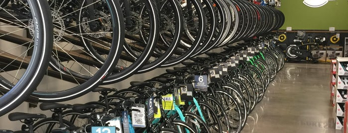 Spokes Etc. is one of Bike Shops in NoVA.