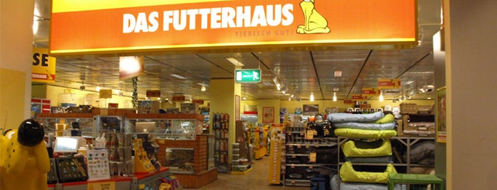 DAS FUTTERHAUS is one of Lugares favoritos de Cristi.