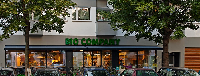 BIO COMPANY is one of My personal list at Berlin.