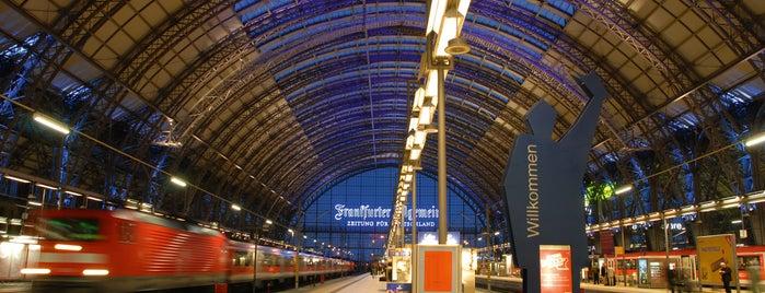 Einkaufsbahnhof Frankfurt (Main) Hbf is one of Frankfurt 2018.