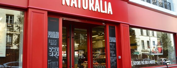Naturalia is one of Lieux qui ont plu à Kevin.