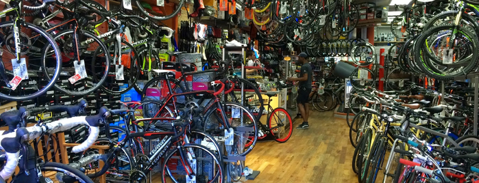 Echelon Cycles is one of NYC.