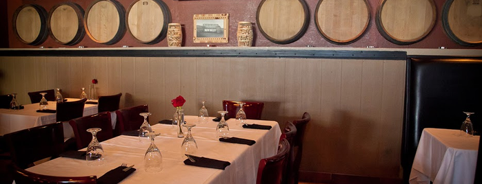 Chef Adrianne's Vineyard Restaurant and Wine Bar is one of Miami Restaurants.