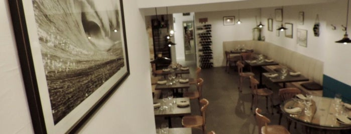 L´Escale Bistrot is one of Cosy restaurants.